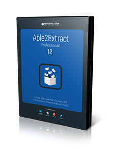 Able2Extract box-shot