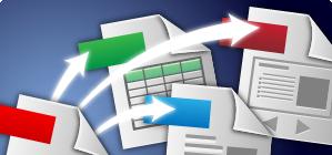 خيارات التحويل والتحكم بالمحتوى ملفاتك convert.png