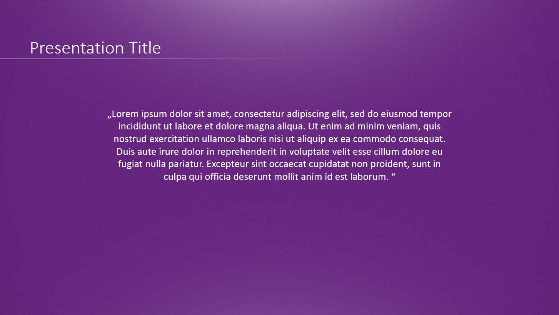 Free powerpoint templates simply violet toneelgroepblik Gallery