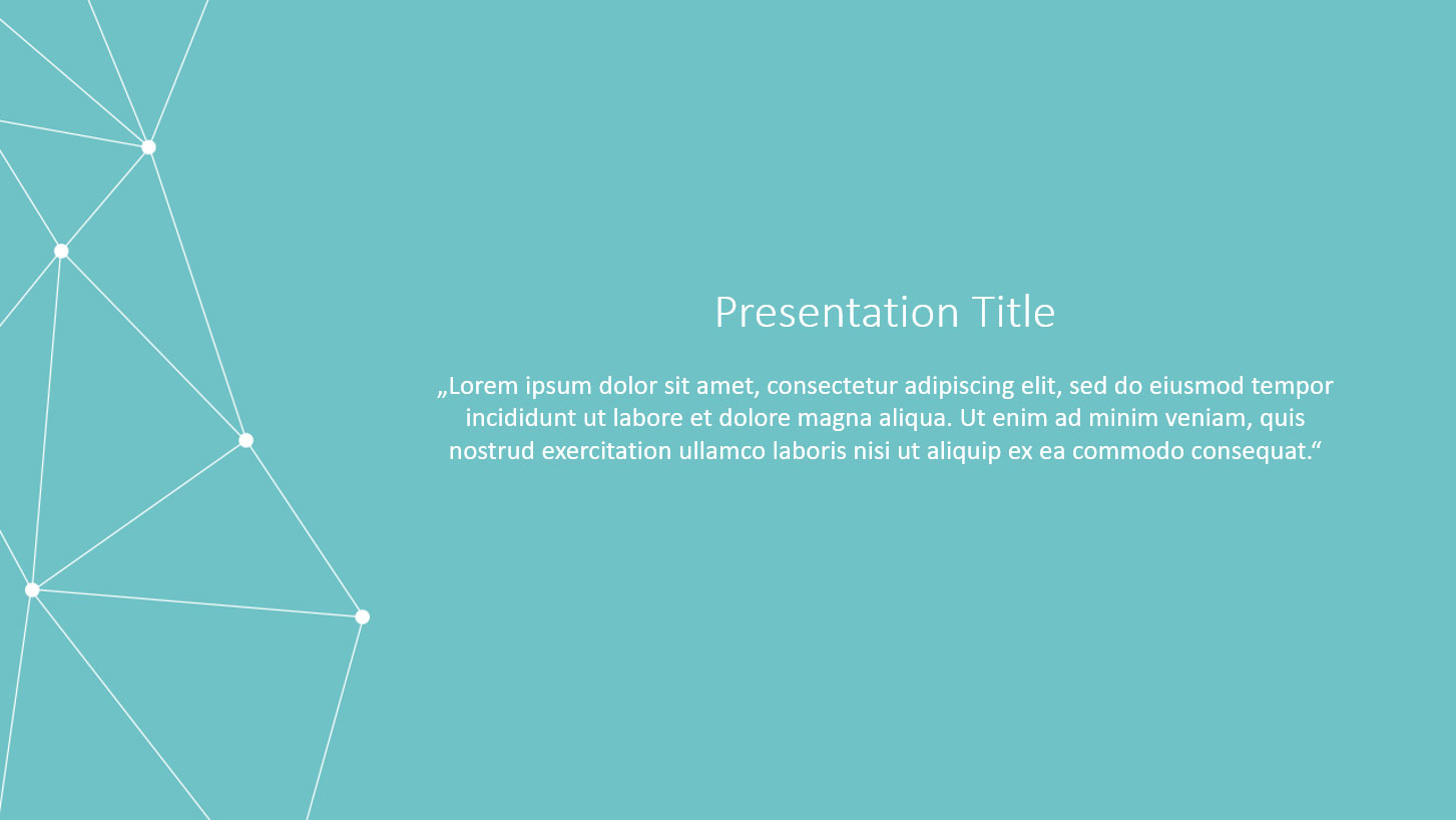 Free powerpoint templates whether youre pitching your tech startup or giving a keynote speech at an it conference this template will help you toneelgroepblik Image collections