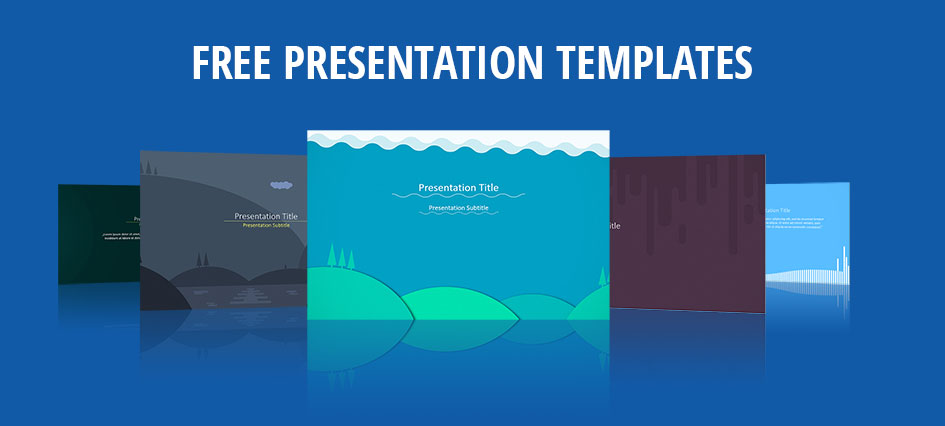 Powerpoint presentation templates free