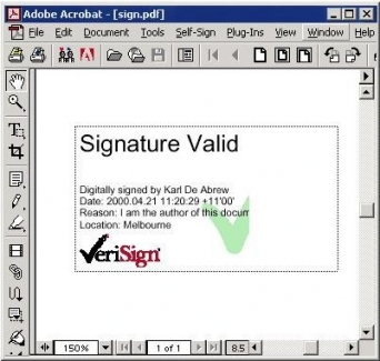 how to do electronic signature in pdf