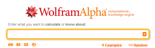 Wolfram|Alpha: A Computational Knowledge Engine