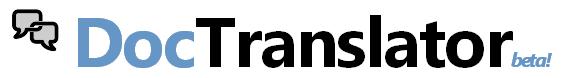 Doc Translator Logo