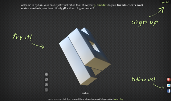 4 Cool Ways To View 3D Content In Your Browser