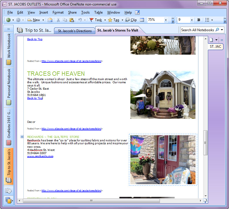 microsoft word publisher or onenote
