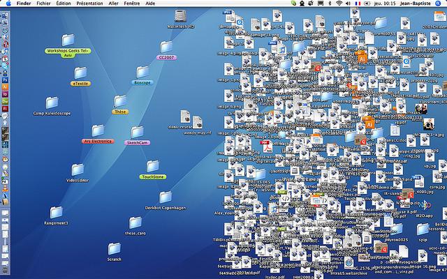 Desktop Shortcut Icons