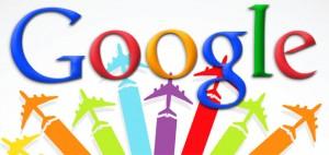 Google Travel Logo