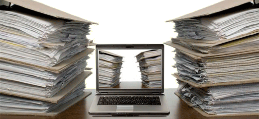 Creating Paperless Office