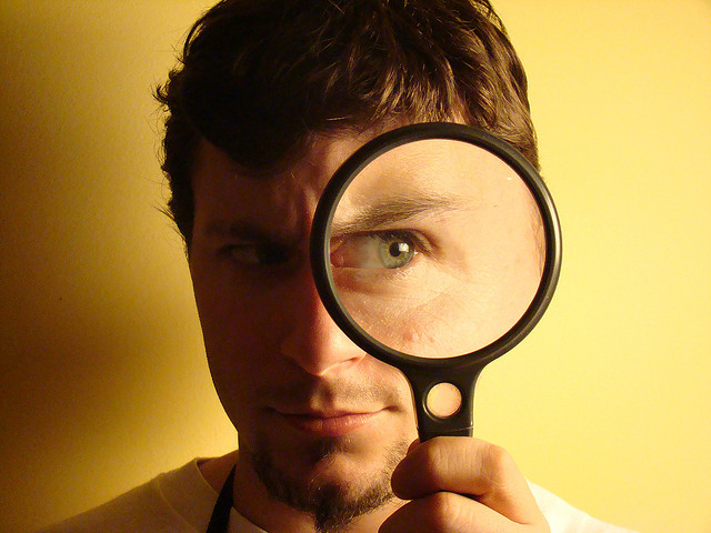Magnifying Glass View