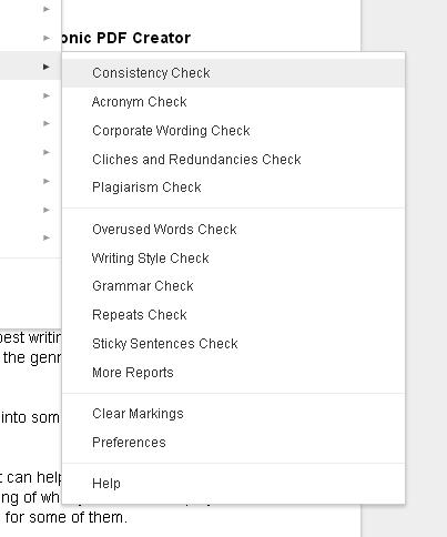ProWritingAid Text Checker