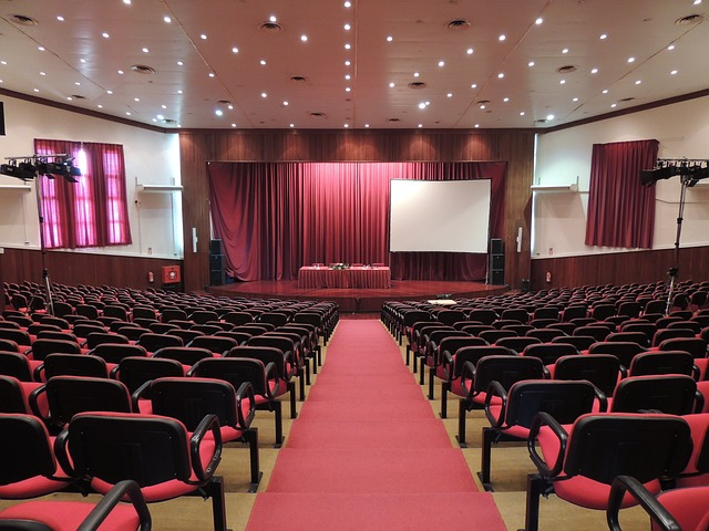 Conference Event Auditorium