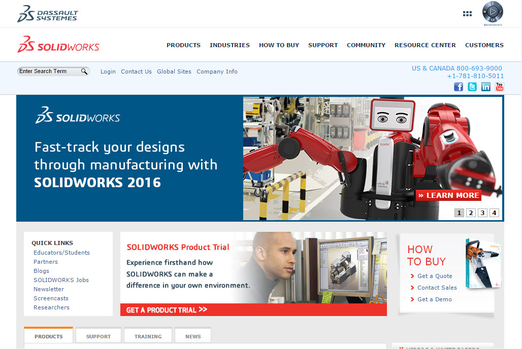 Solidworks Resource Homepage