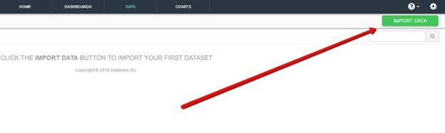 Importing Data With DataHero