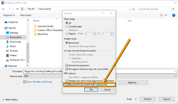 How to Password Protect a PDF (Step-By-Step Guide for 2016)