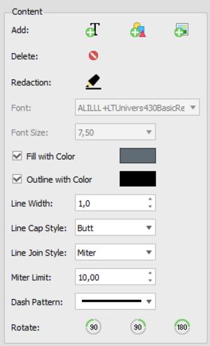 Options For Redacting PDF Data