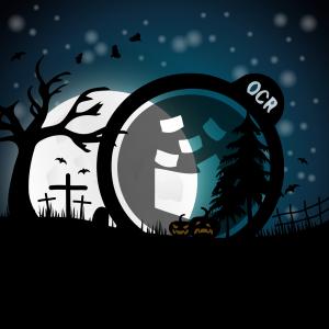Template Halloween eCard