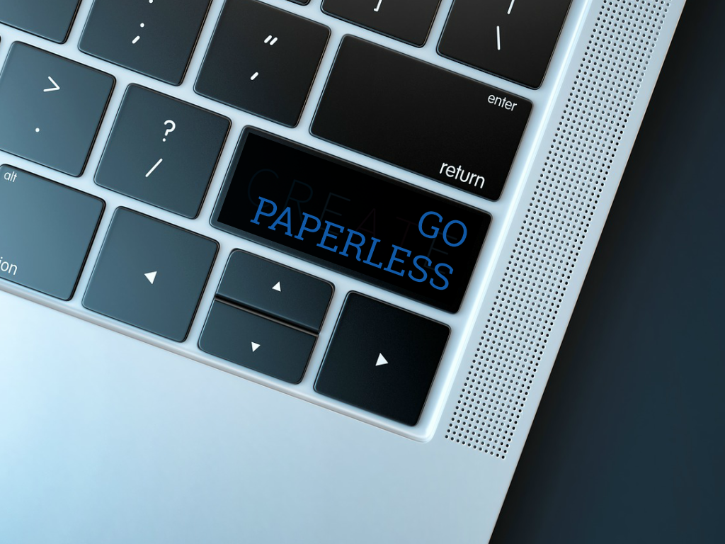 Paperless Myths Debunked