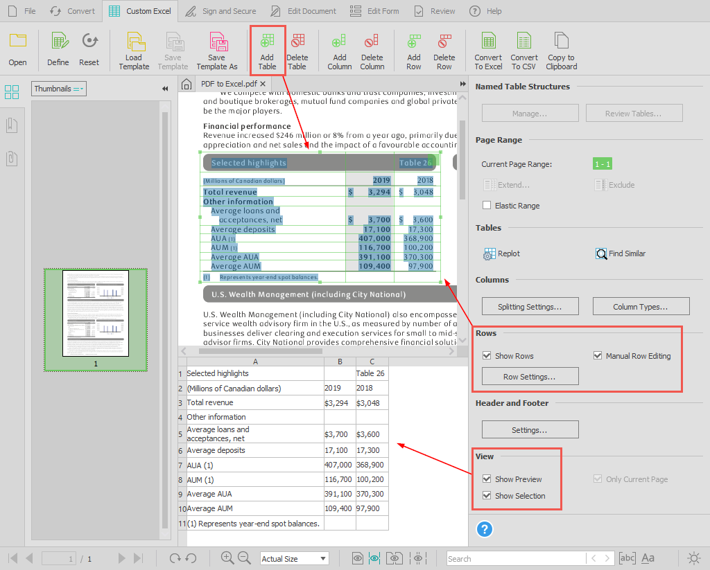 How to Convert PDF to Excel: Formatting Issues Solved