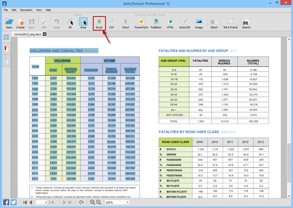 How To Convert Any File To Excel How To Convert Any File To