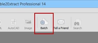 batch PDF conversion