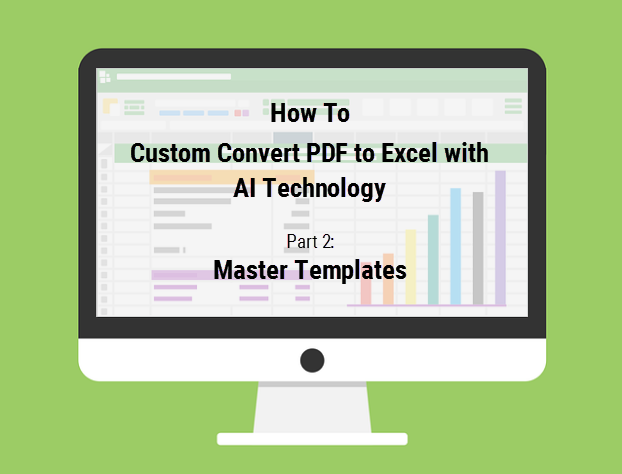convert PDF to Excel with AI
