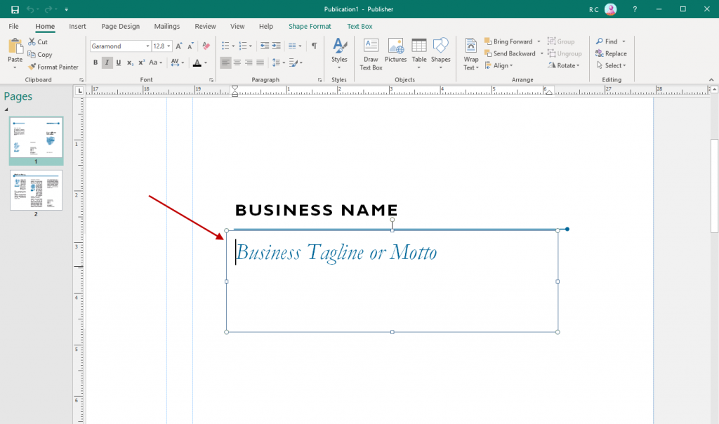 A Quick Beginner S Guide To Microsoft Publisher