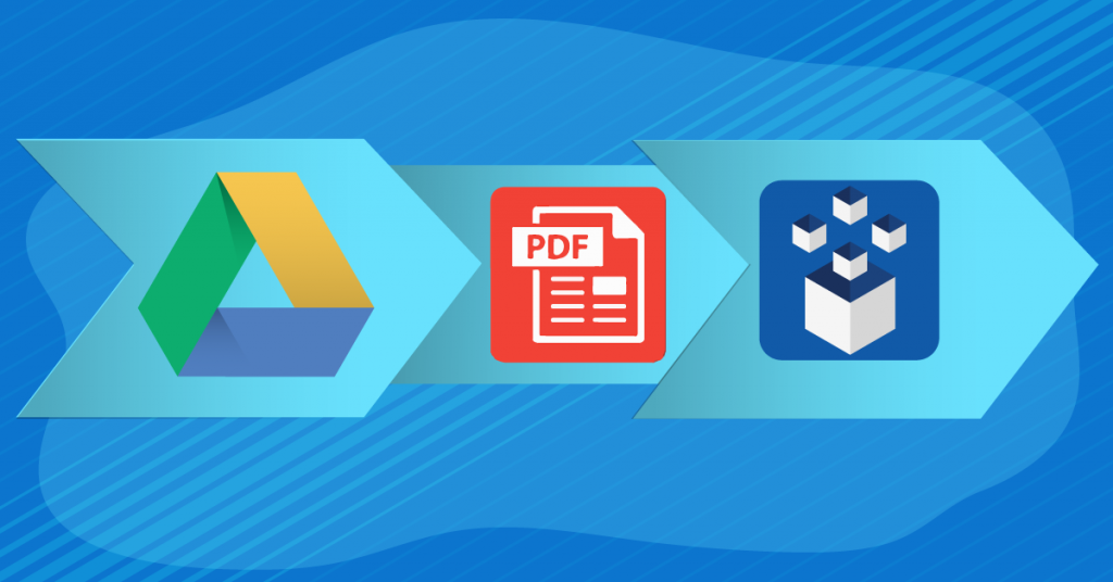 How to Open Google Drive PDFs with Able2Extract Professional