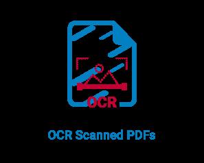 OCR Scanned PDF